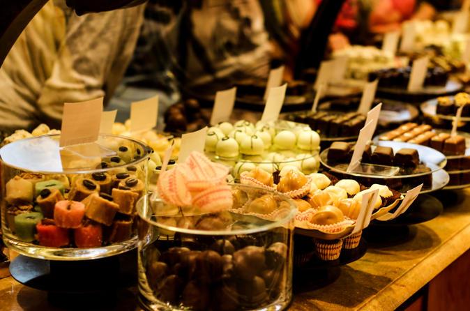 Informal get-together over drinks and tapas, Madrid 1