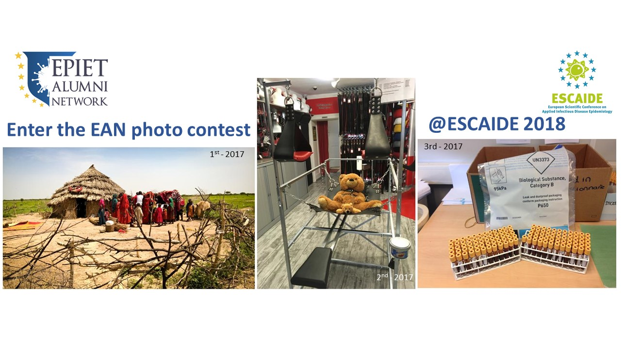 EAN photo contest @ ESCAIDE 2018 9
