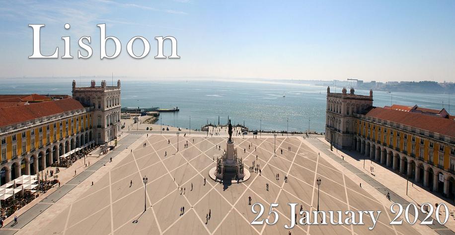 EAN Dinner & Drinks - Lisbon 2020 1